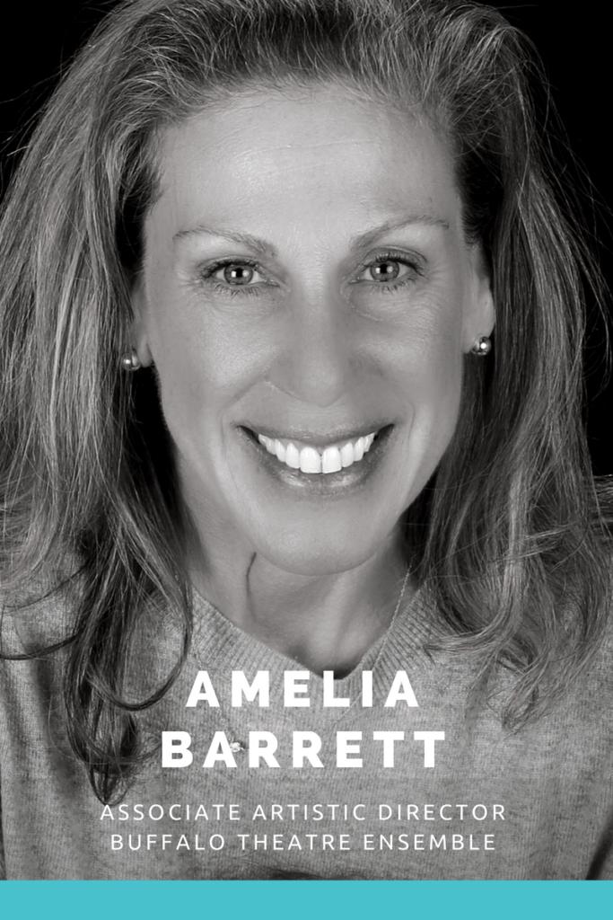 Amelia Barrett